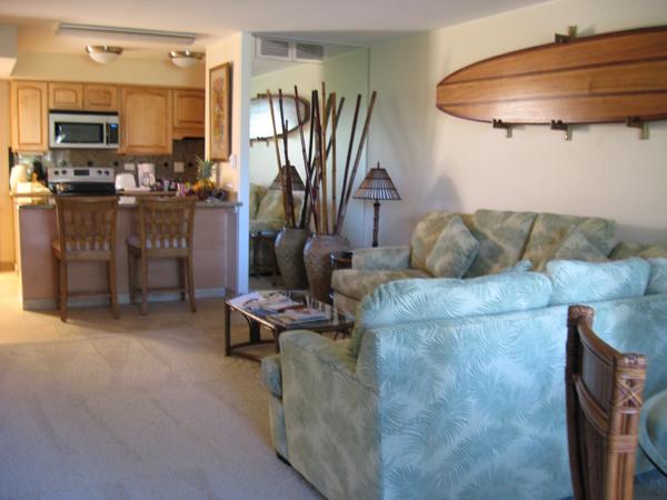 Hawaii Maui Kaanapali Beach Villas Condos Unit A215