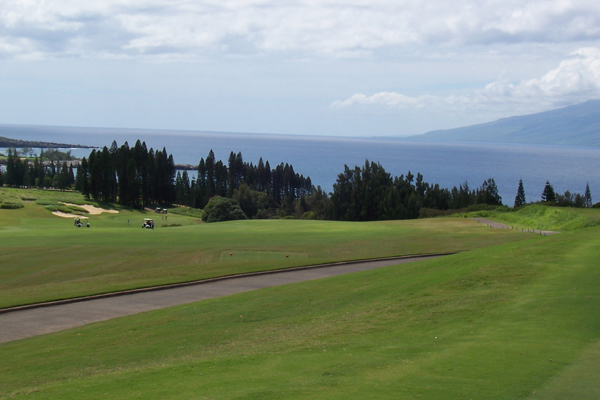 Kapalua Maui Plantation Course