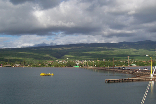 Molokai Harbor
